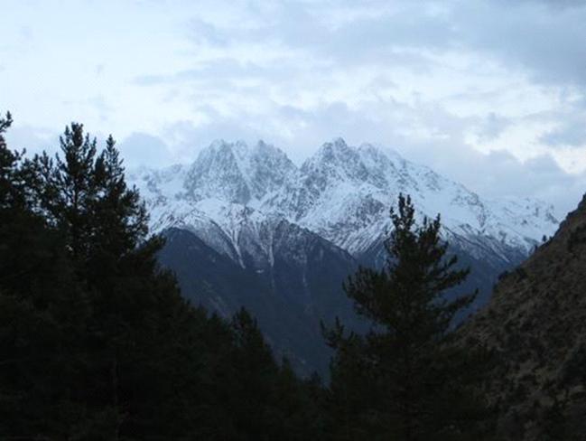 Отчет  о горном туристском спортивном походе 1 к.с.  по Приэльбрусью (Центральный Кавказ)