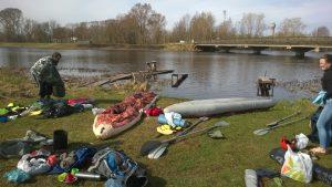 Отчет о водном туристском походе  первой категории сложности по Тверской области